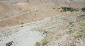 حریم غربی زمین - حسنک دره